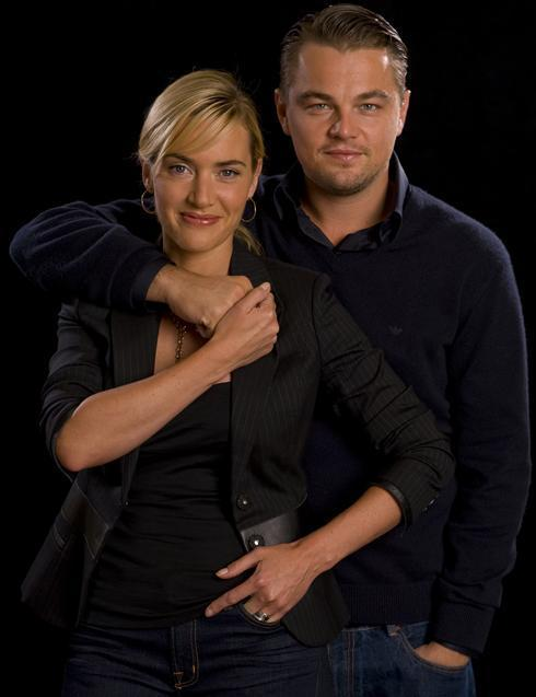 Kate Winslet & Leo DiCaprio. Photo Courtesy: fanpop.com